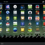 Samsung Galaxy Tab Apps