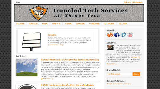 Ironclad Tech Services Screenshot1p