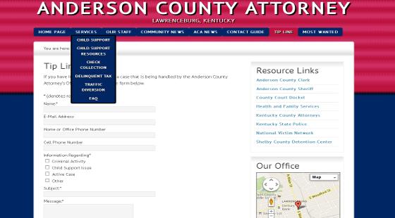 Anderson County Attorneyp