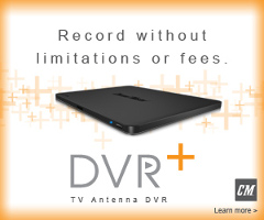 Channel Master DVR Plus
